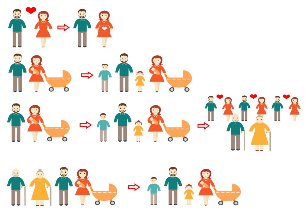 Семейный цикл